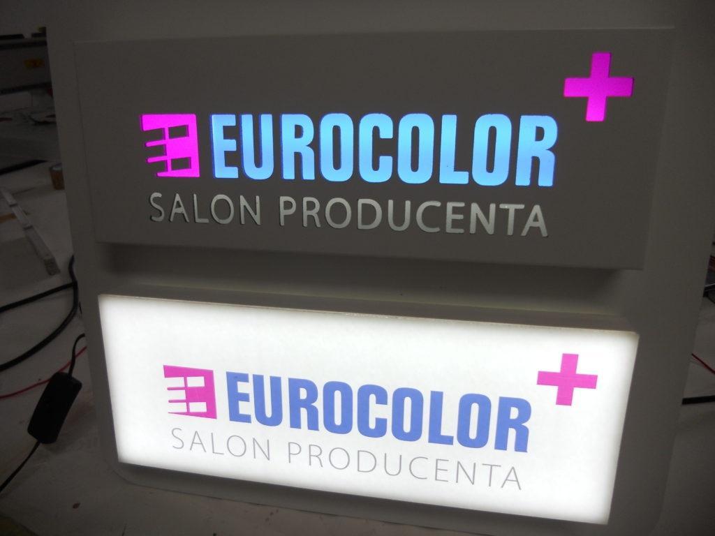 panel ledowy eurocolor salon producenta