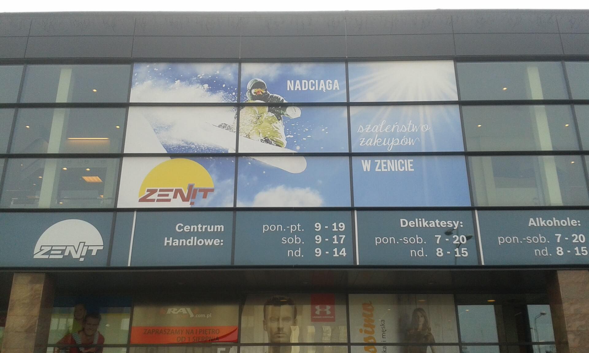 reklama na oknach