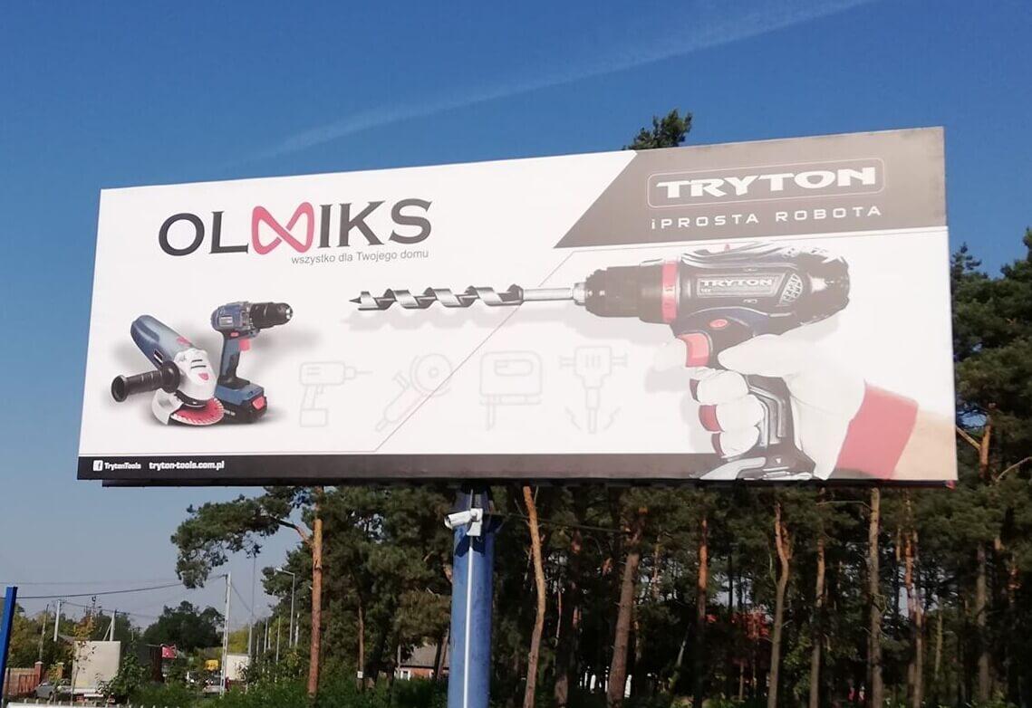 billboard olmiks